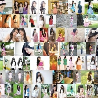 Verniece's Outfit Shots Collage